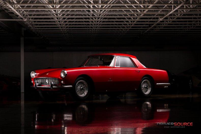 1959 Ferrari 250GT PF Coupe