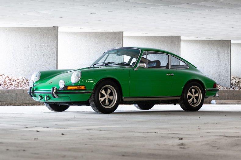 1972 Porsche 911 E