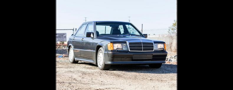 1987 Mercedes-Benz 190E