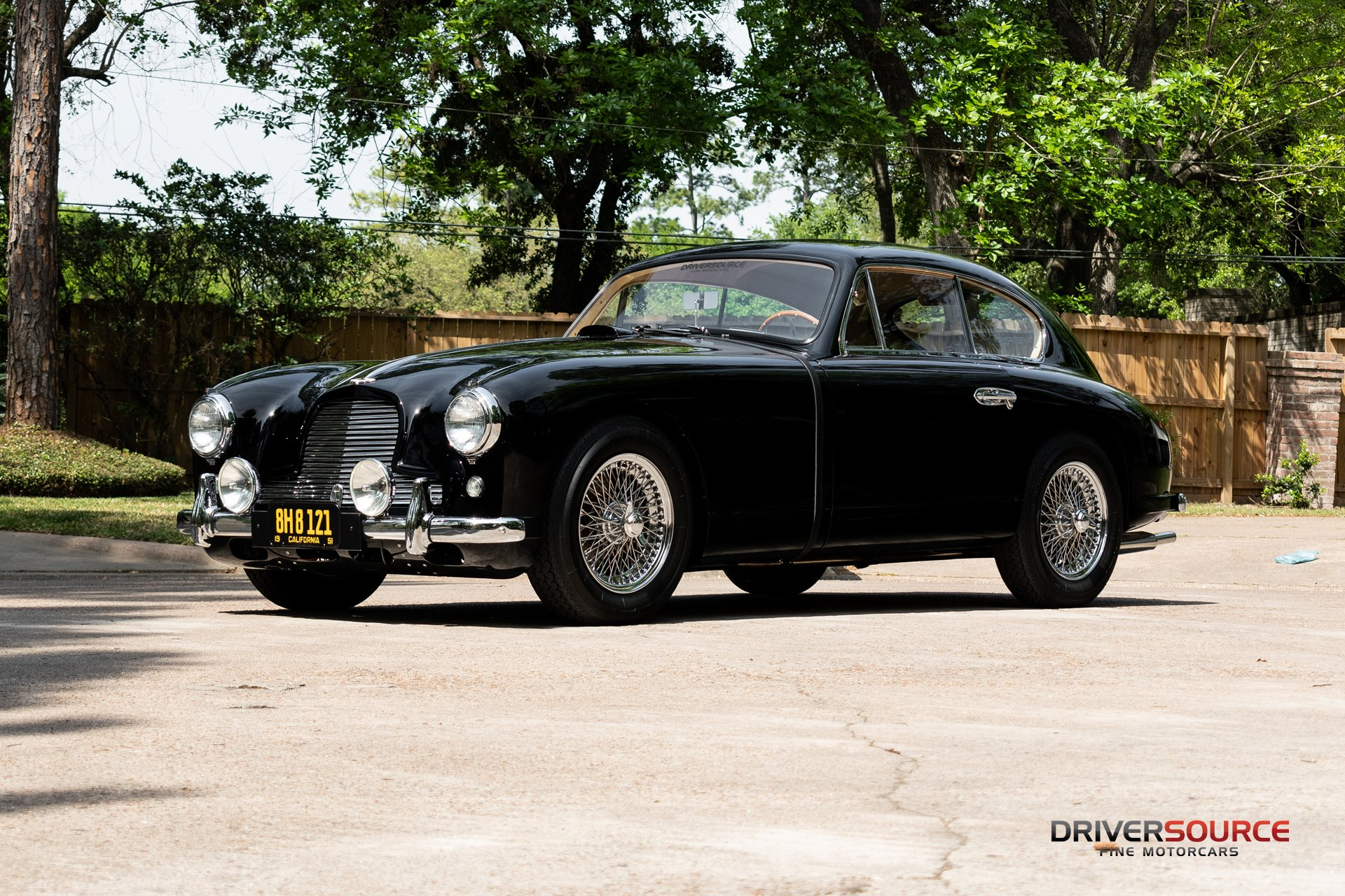 1954 aston martin db2 4 saloon