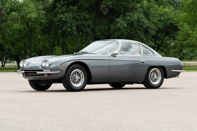 1968 Lamborghini 400GT