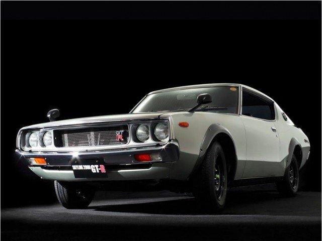 1973 Nissan 1973 Nissan Skyline H/T 2000GT-R