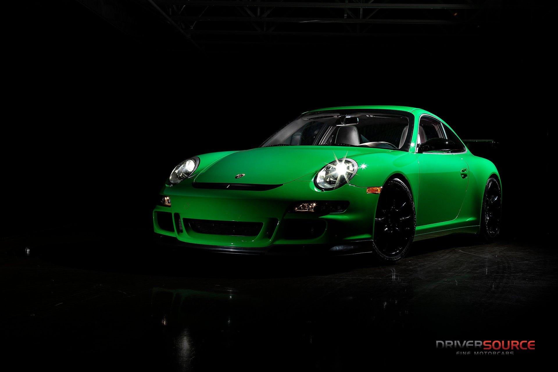 2008 porsche 911 gt3rs