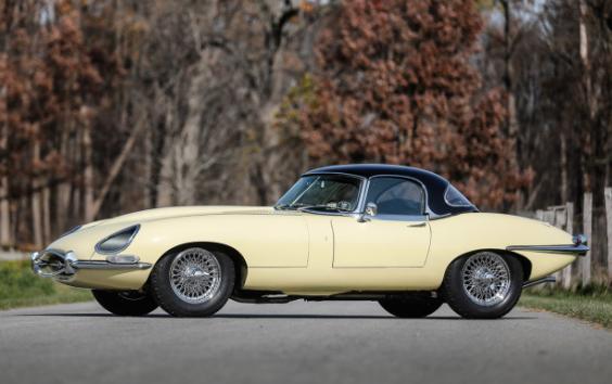 1965 jaguar e type