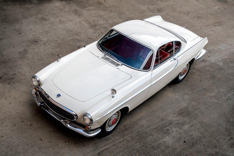 1964 Volvo P 1800