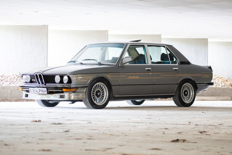 1982 Alpina B7 Turbo