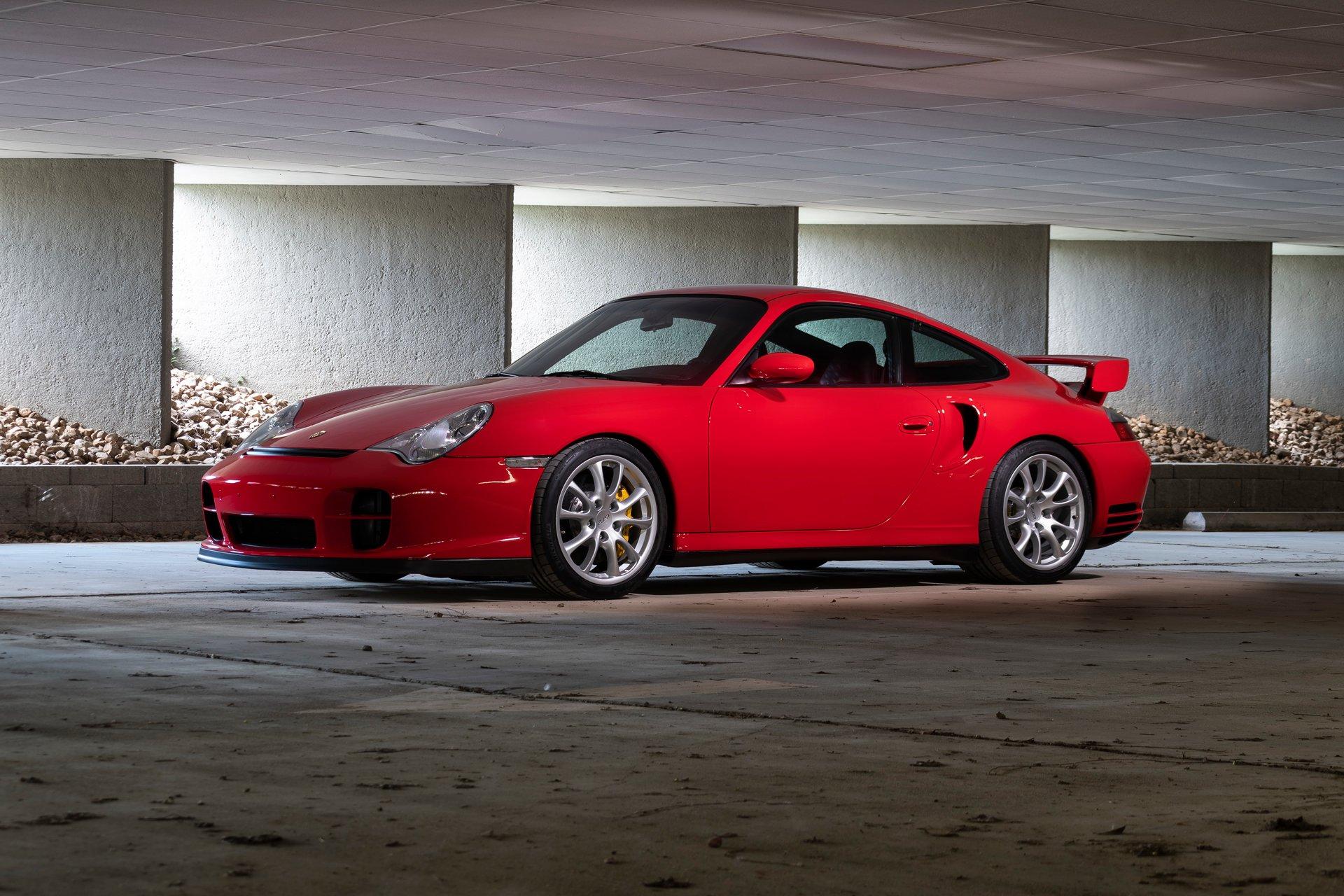 2004 porsche 911 gt2
