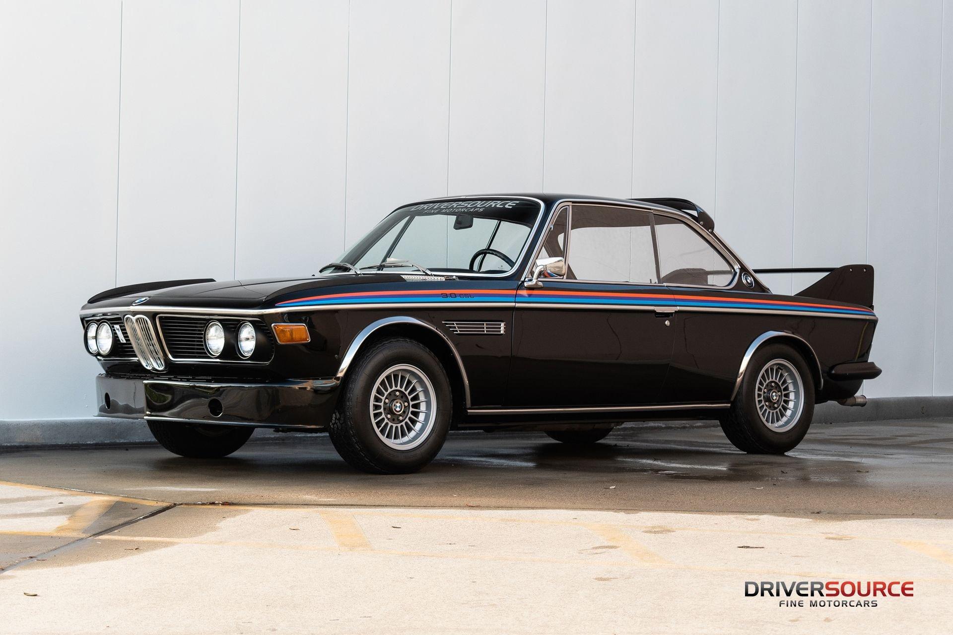 1972 bmw 3 0 csl