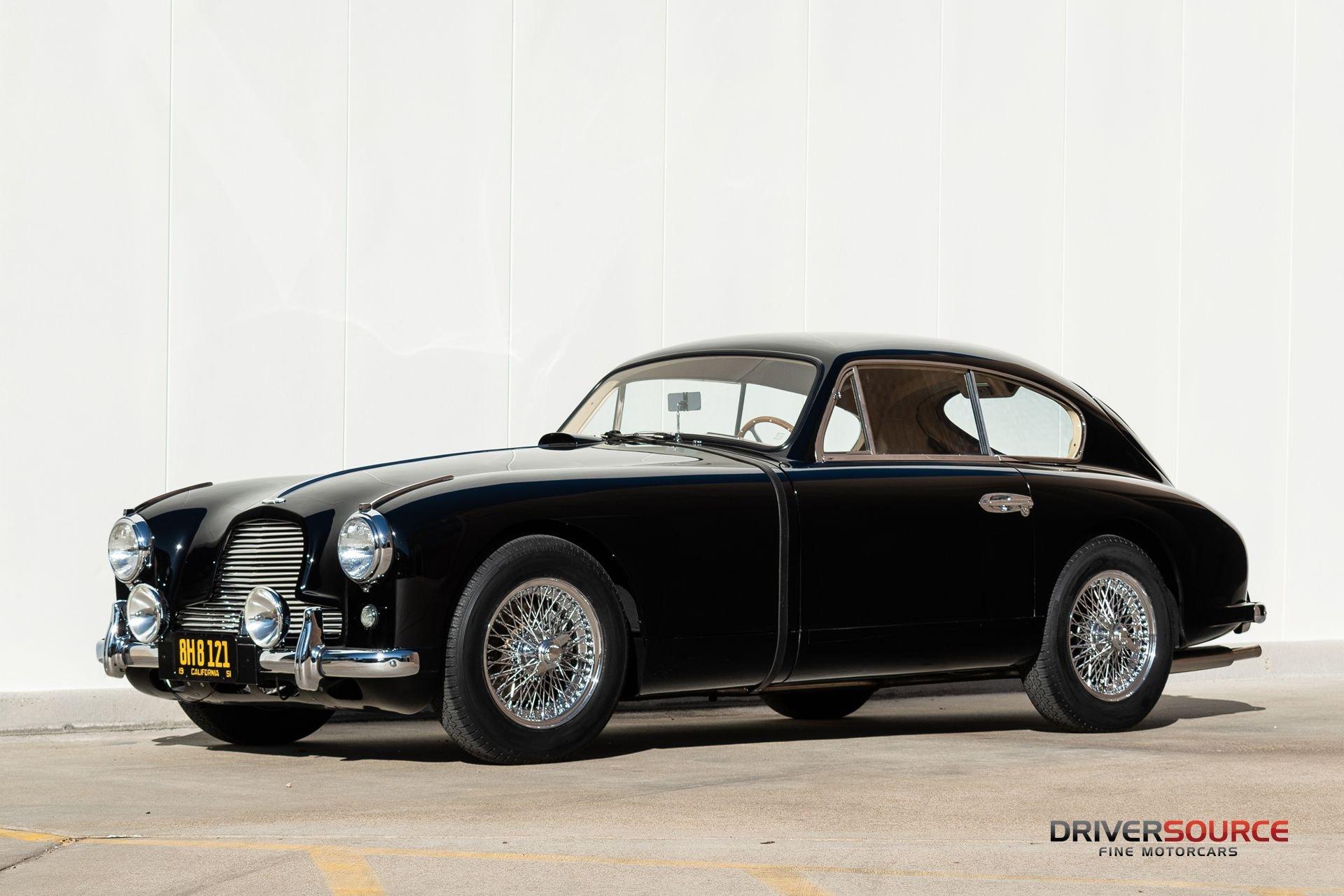 1954 aston martin db 2 4