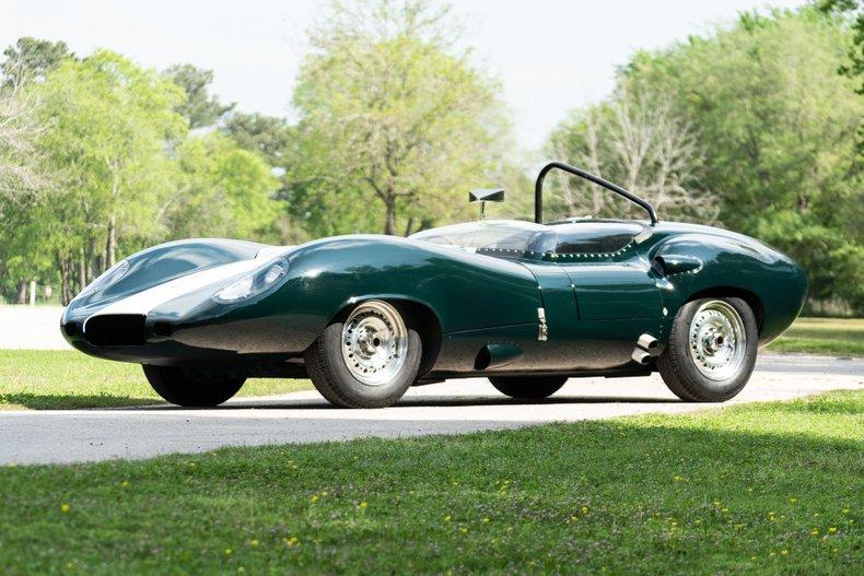 1959 Jaguar Lister