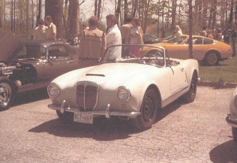 1958 Lancia Aurelia B24S