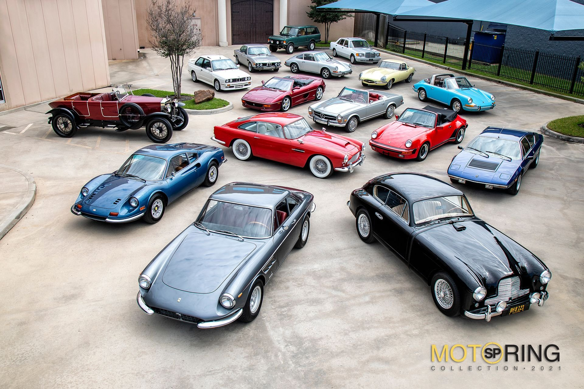 A driversource spring motoring collection