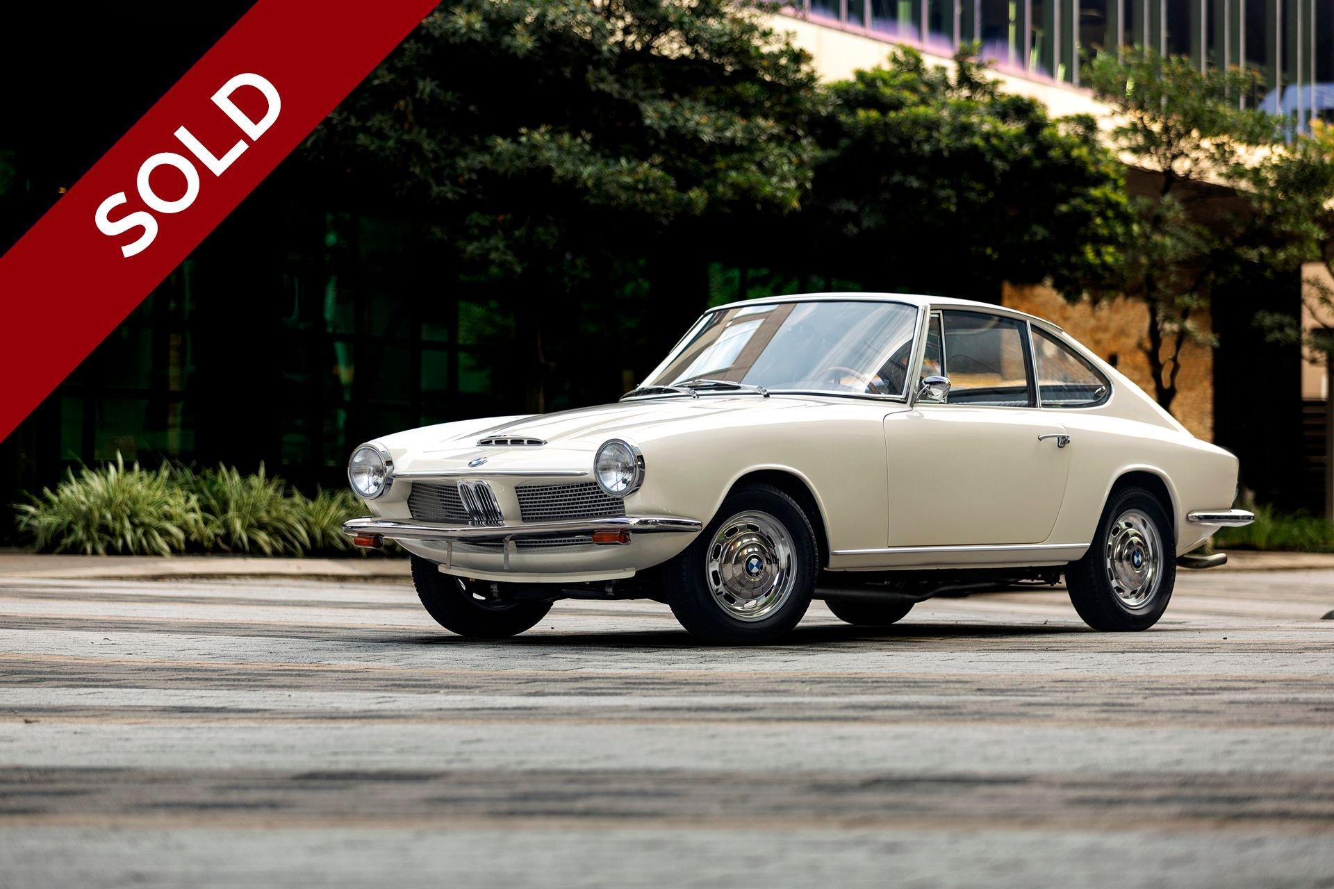 Sold 1968 bmw 1600 gt