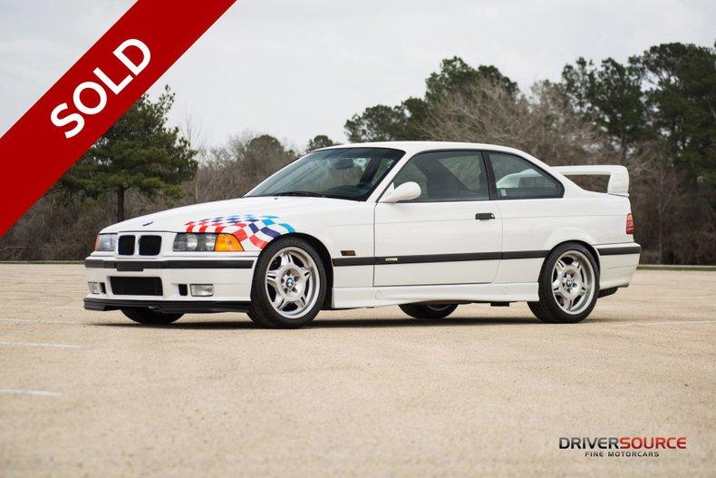 SOLD - 1995 BMW M3 Lightweight