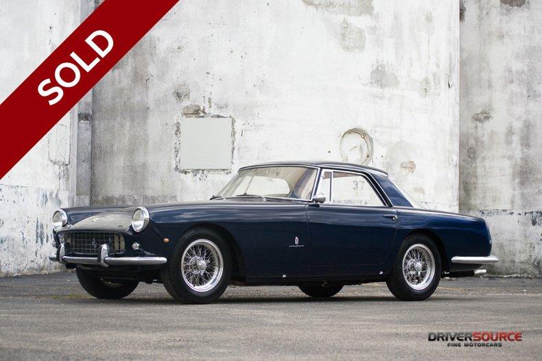 SOLD - 1958 Ferrari 250 PF