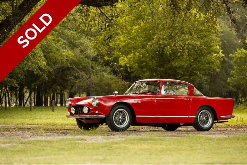 SOLD - 1958 Ferrari 250 GT Ellena