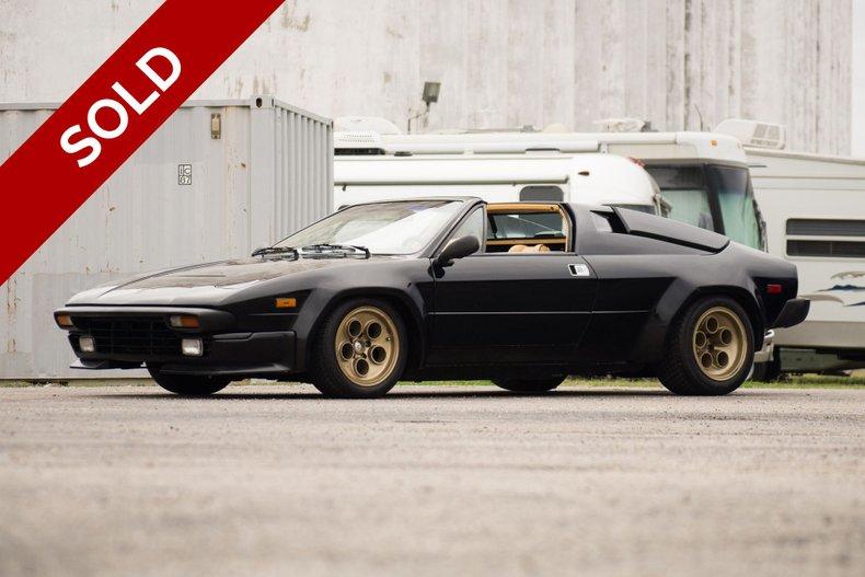 SOLD - 1988 Lamborghini Jalpa