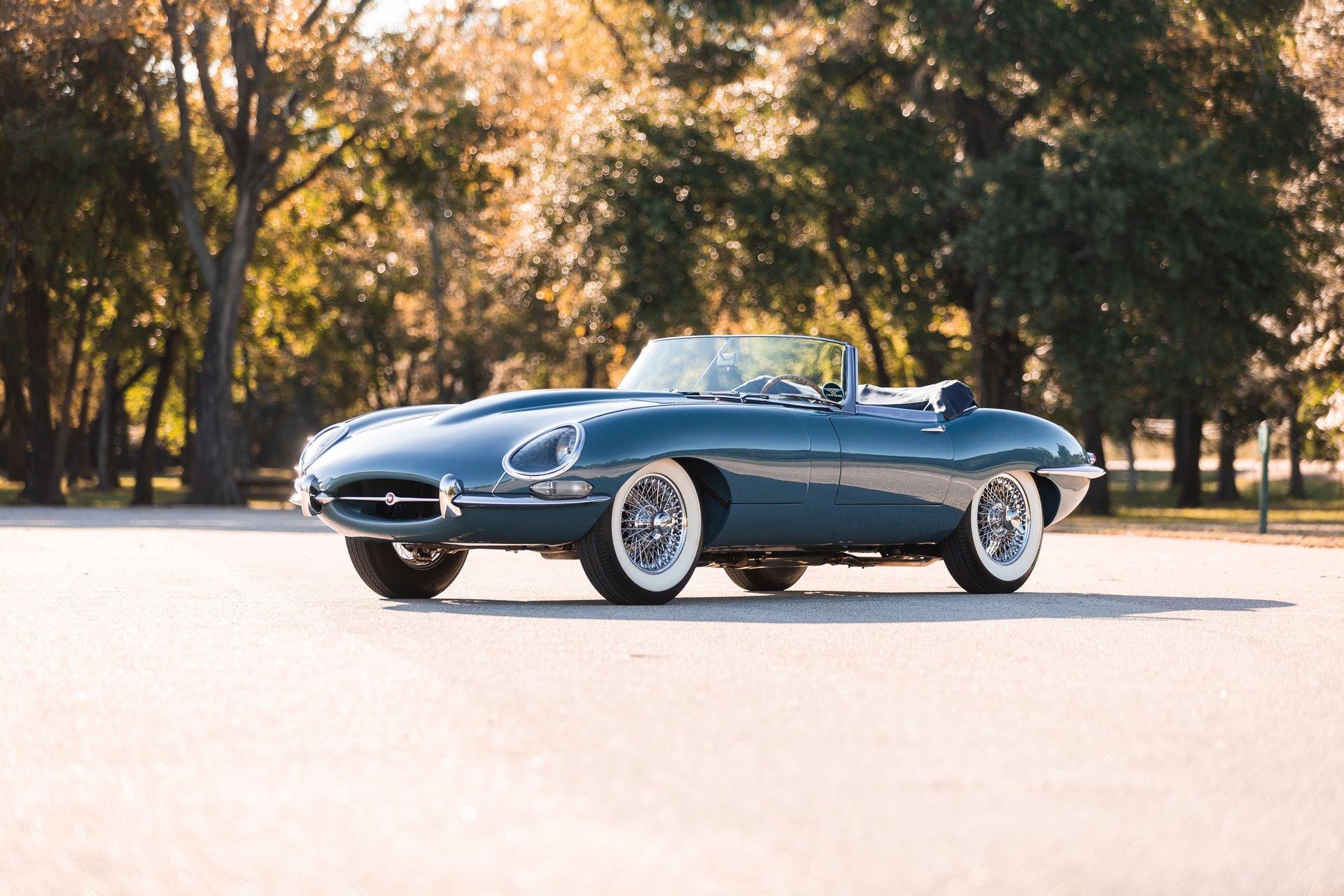 1962 jaguar e type