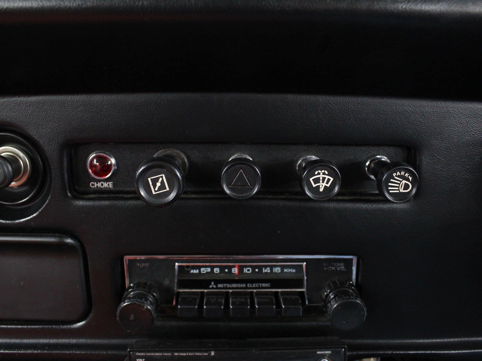 1979 Mitsubishi Jeep