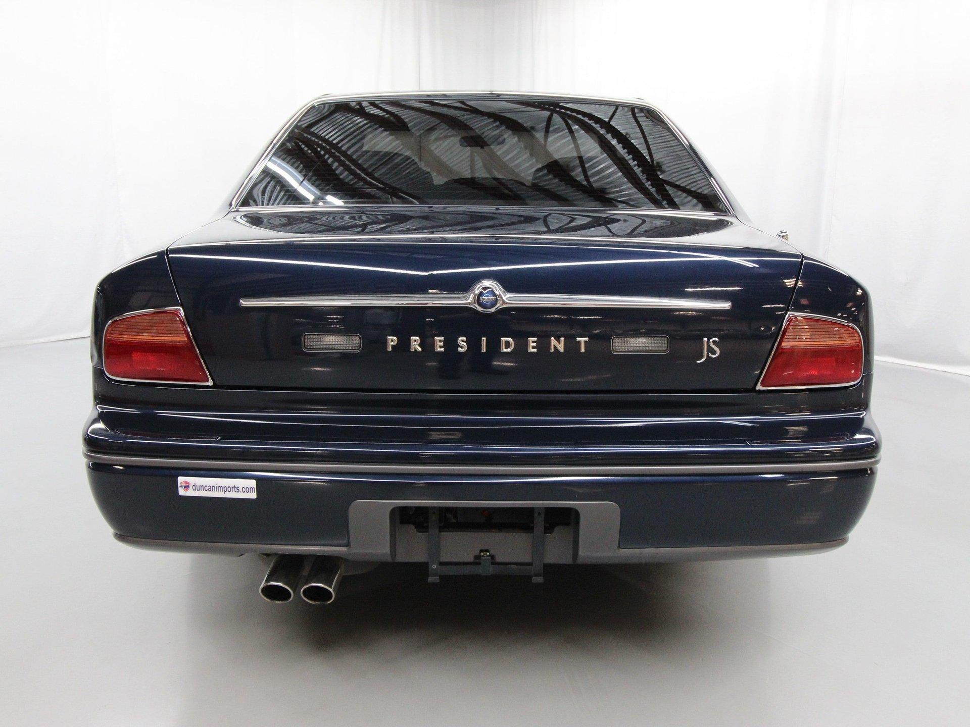 1992 Nissan President