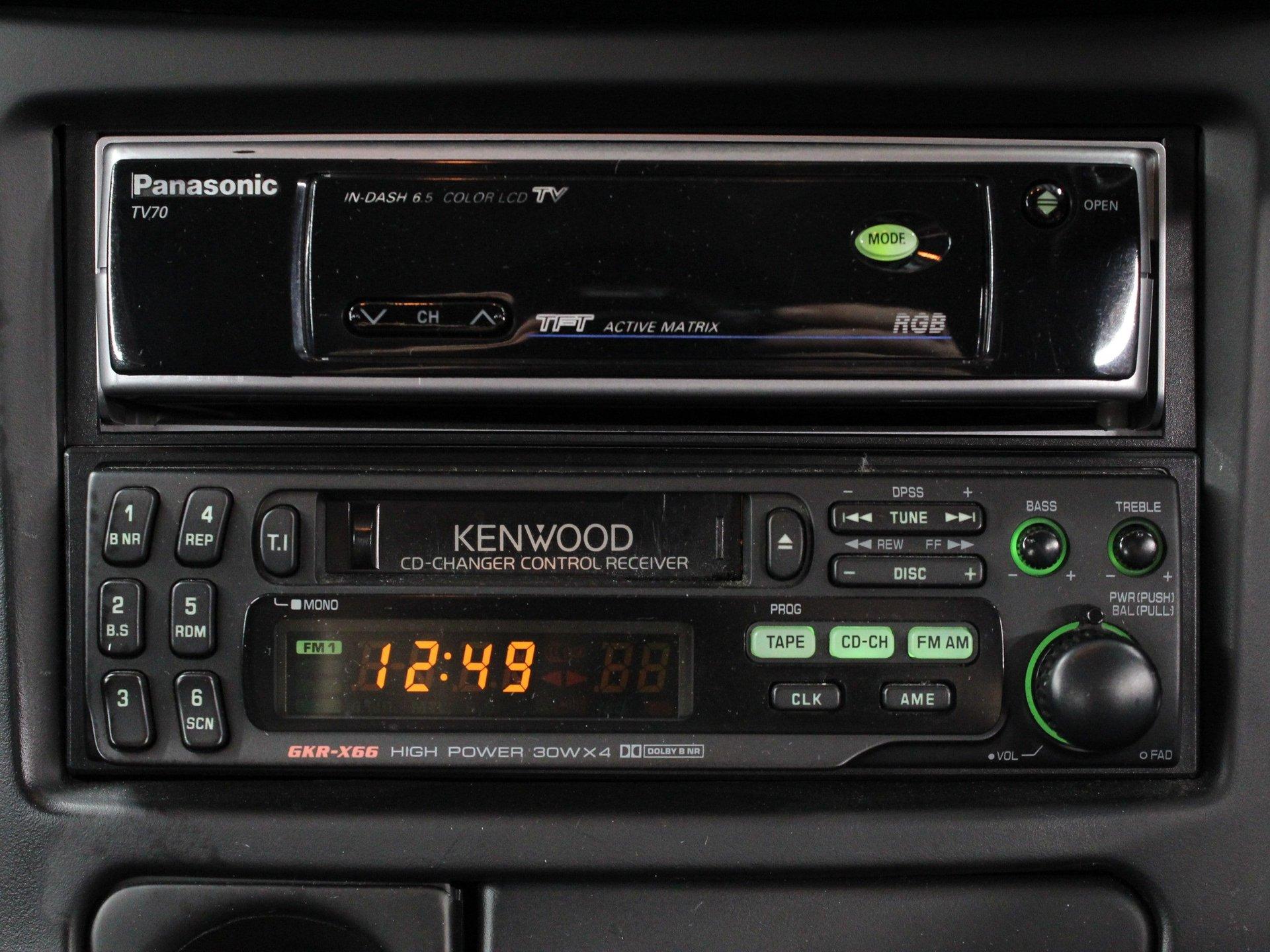 1995 Mitsubishi FTO