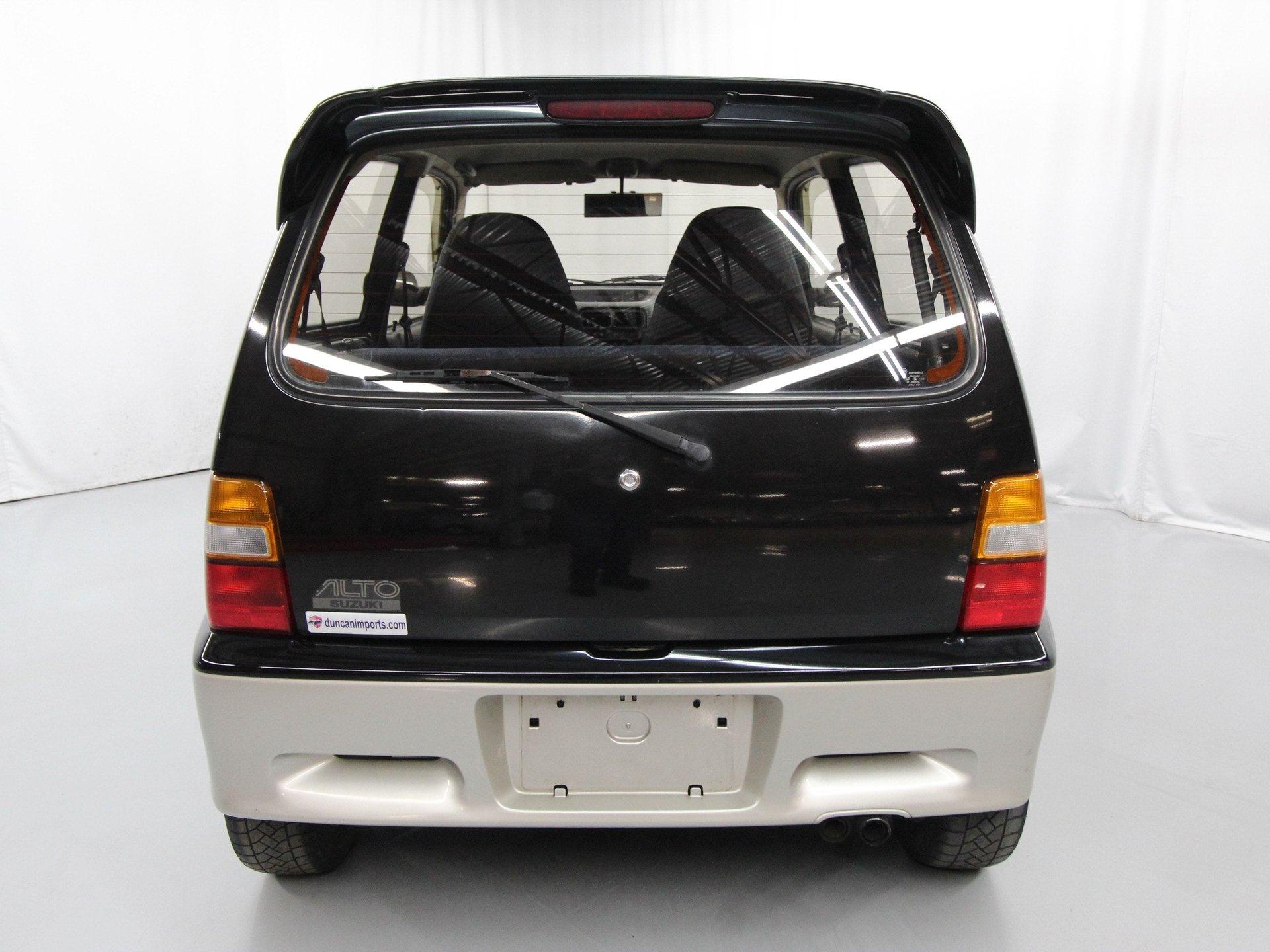 1995 Suzuki Alto
