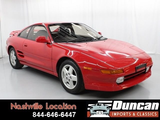 1995 toyota mr2 g limited