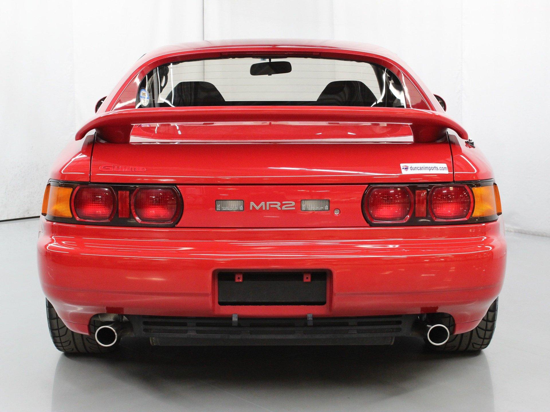 1995 Toyota MR2