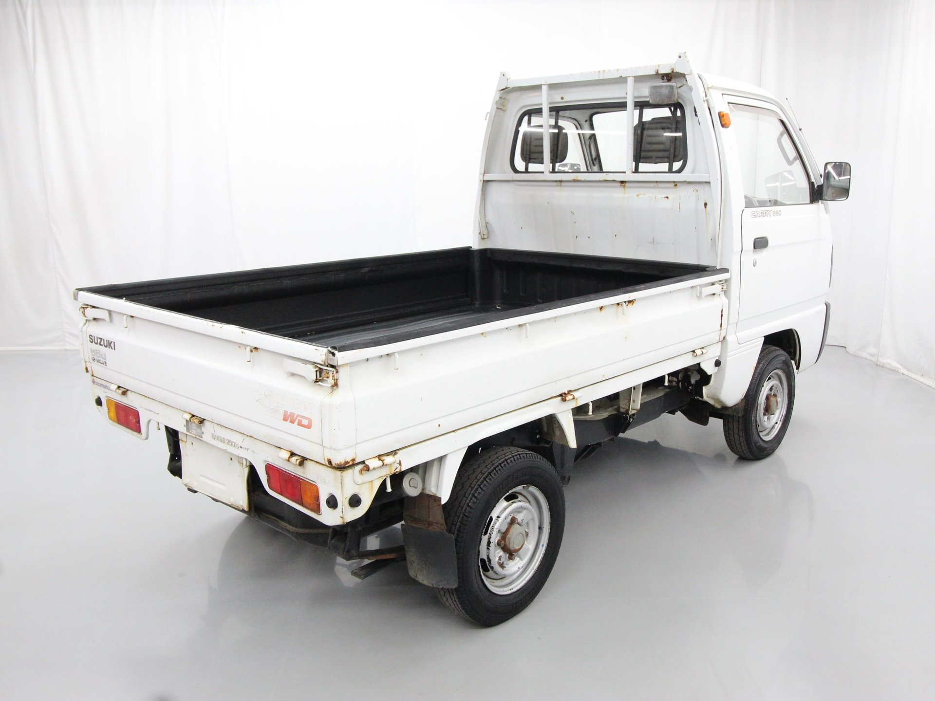 1990 Suzuki Carry