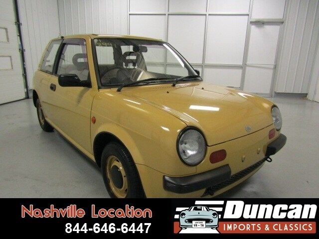1987 nissan be 1