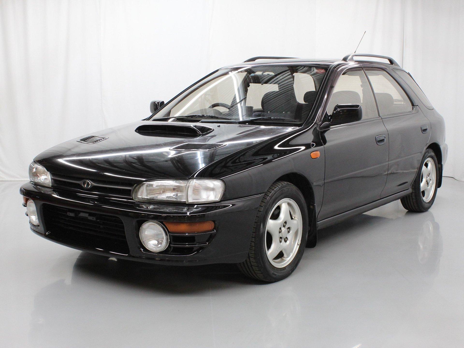 1994 Subaru Impreza WRX