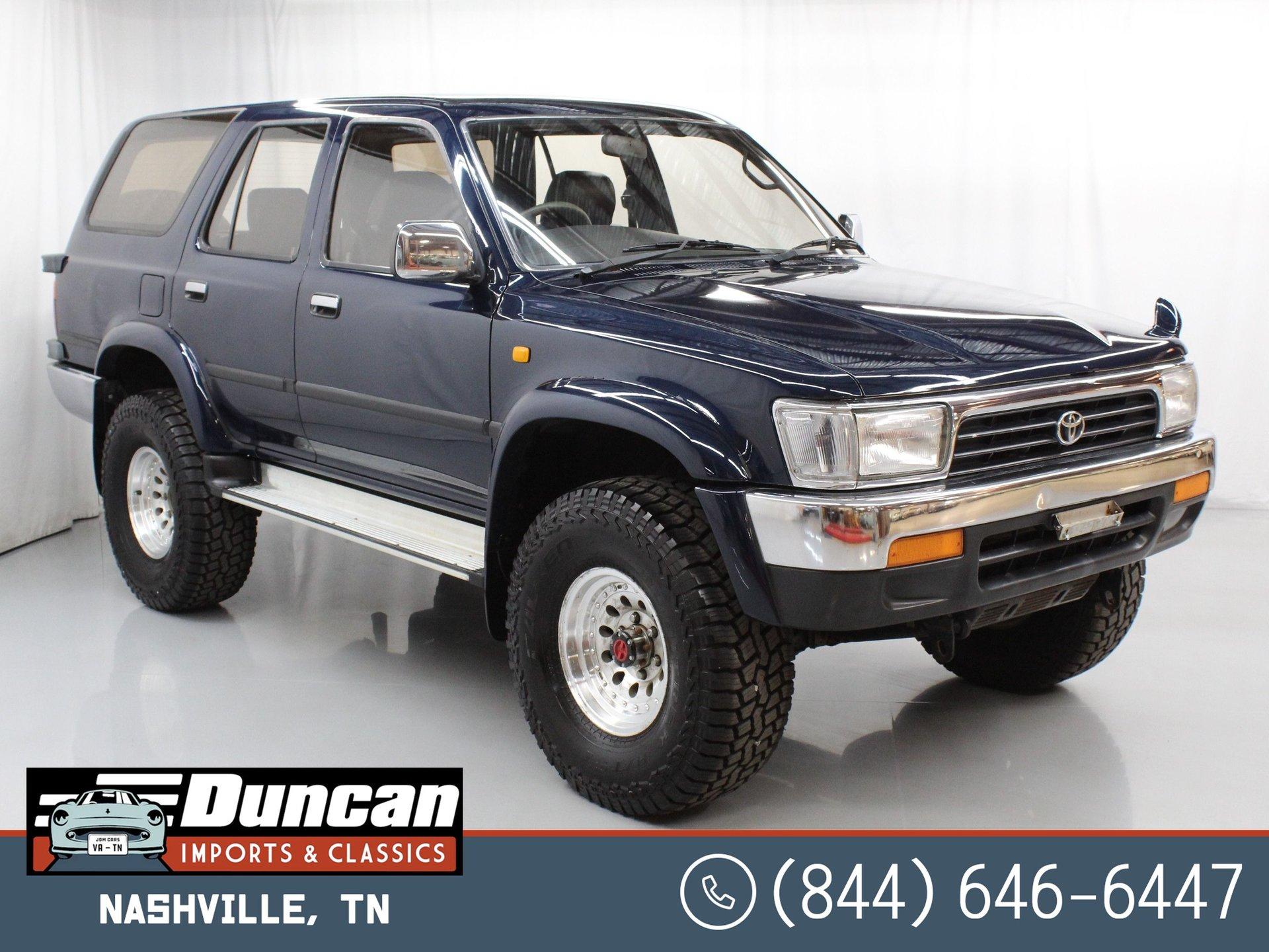 1995 Toyota Hilux Duncan Imports Classics