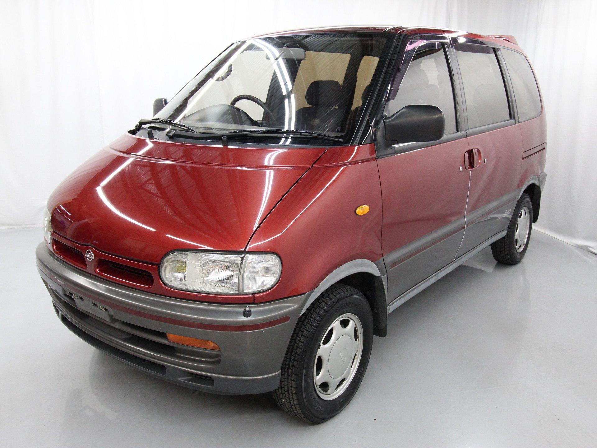 1993 Nissan Serena