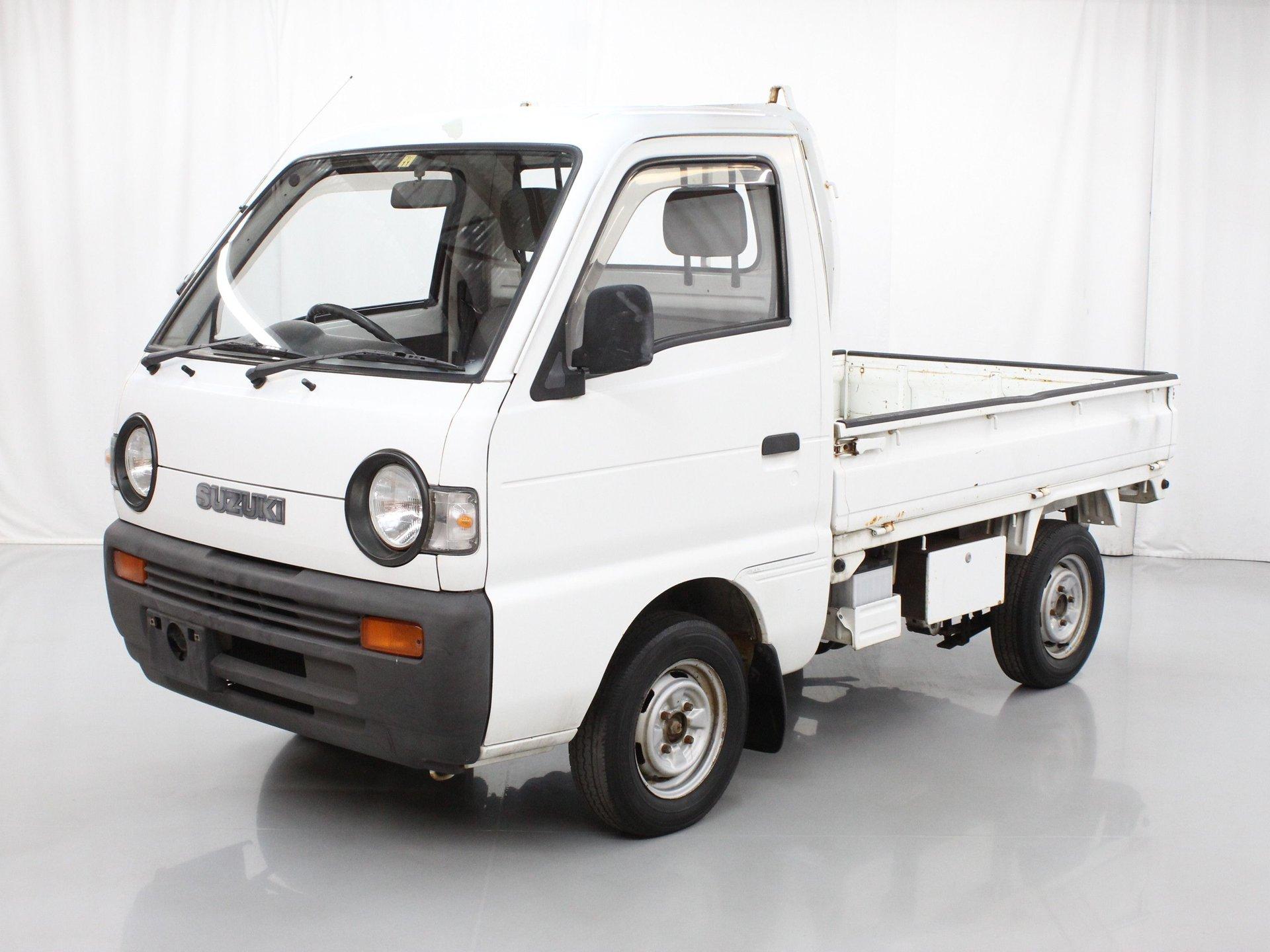 1993 Suzuki Carry