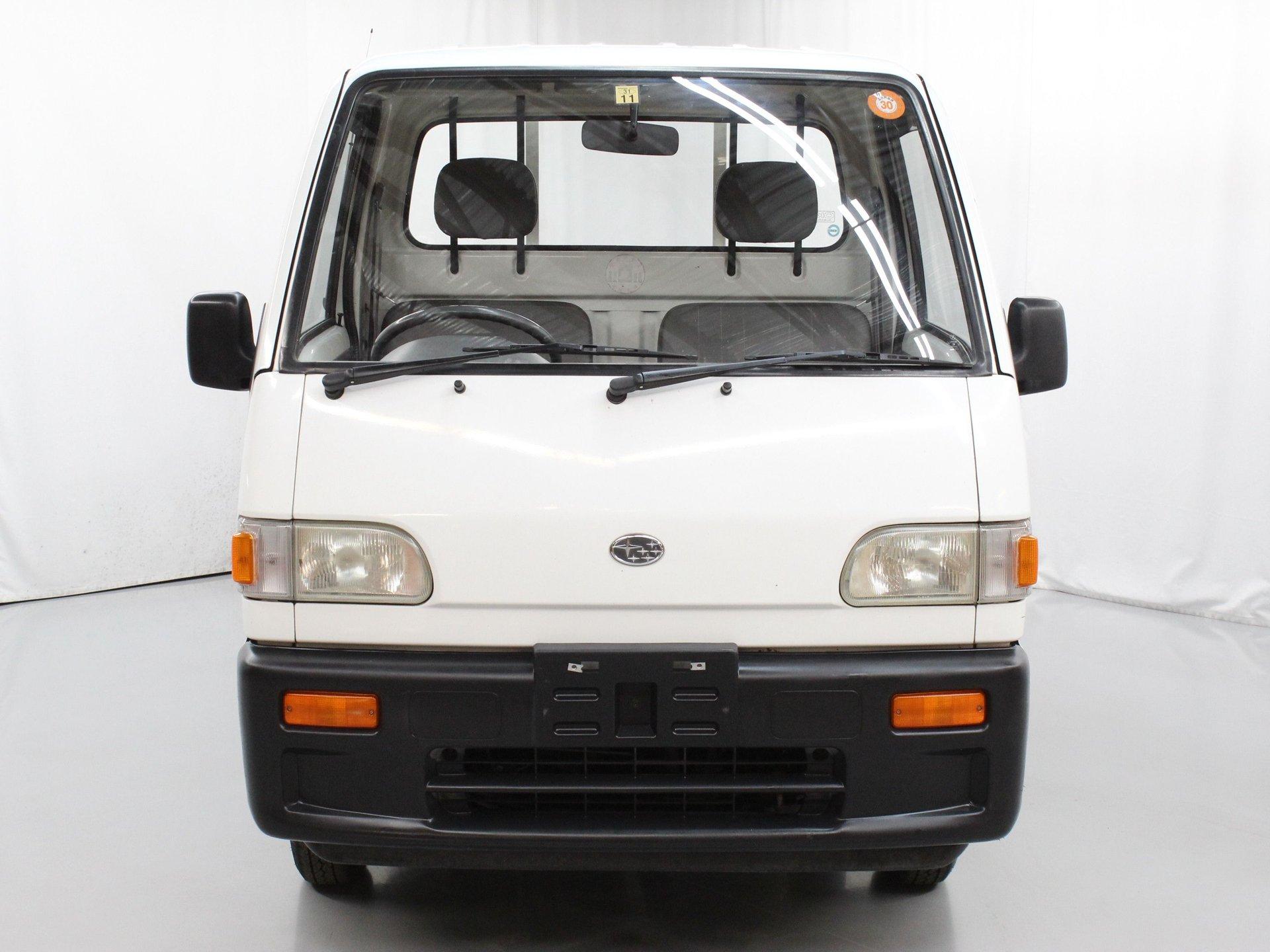 1993 Subaru Sambar