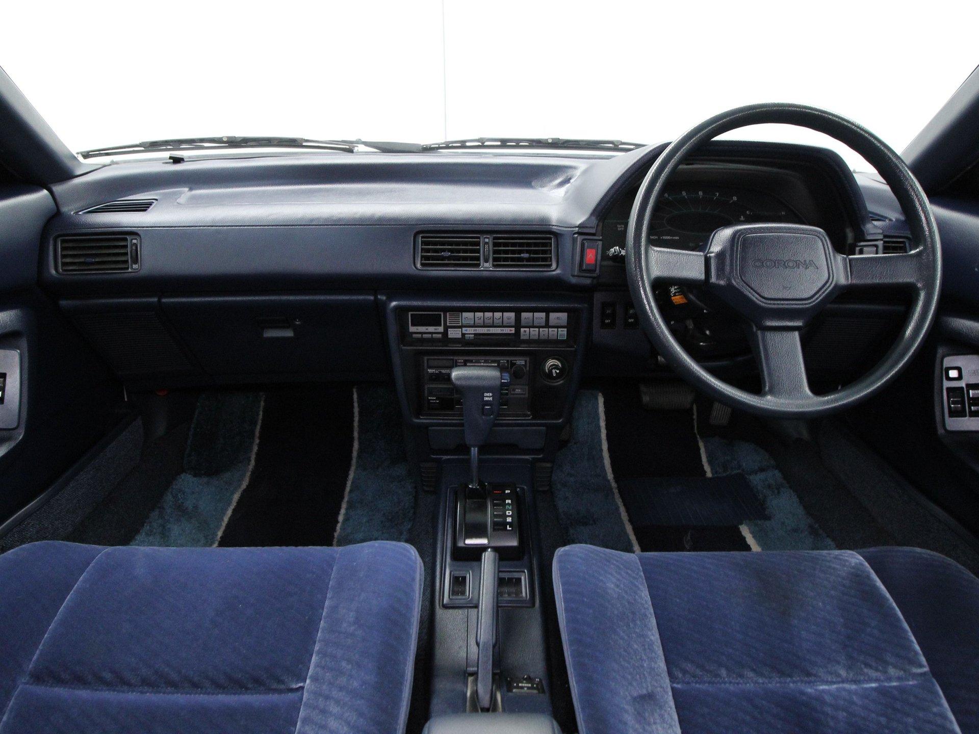 1986 Toyota Corona