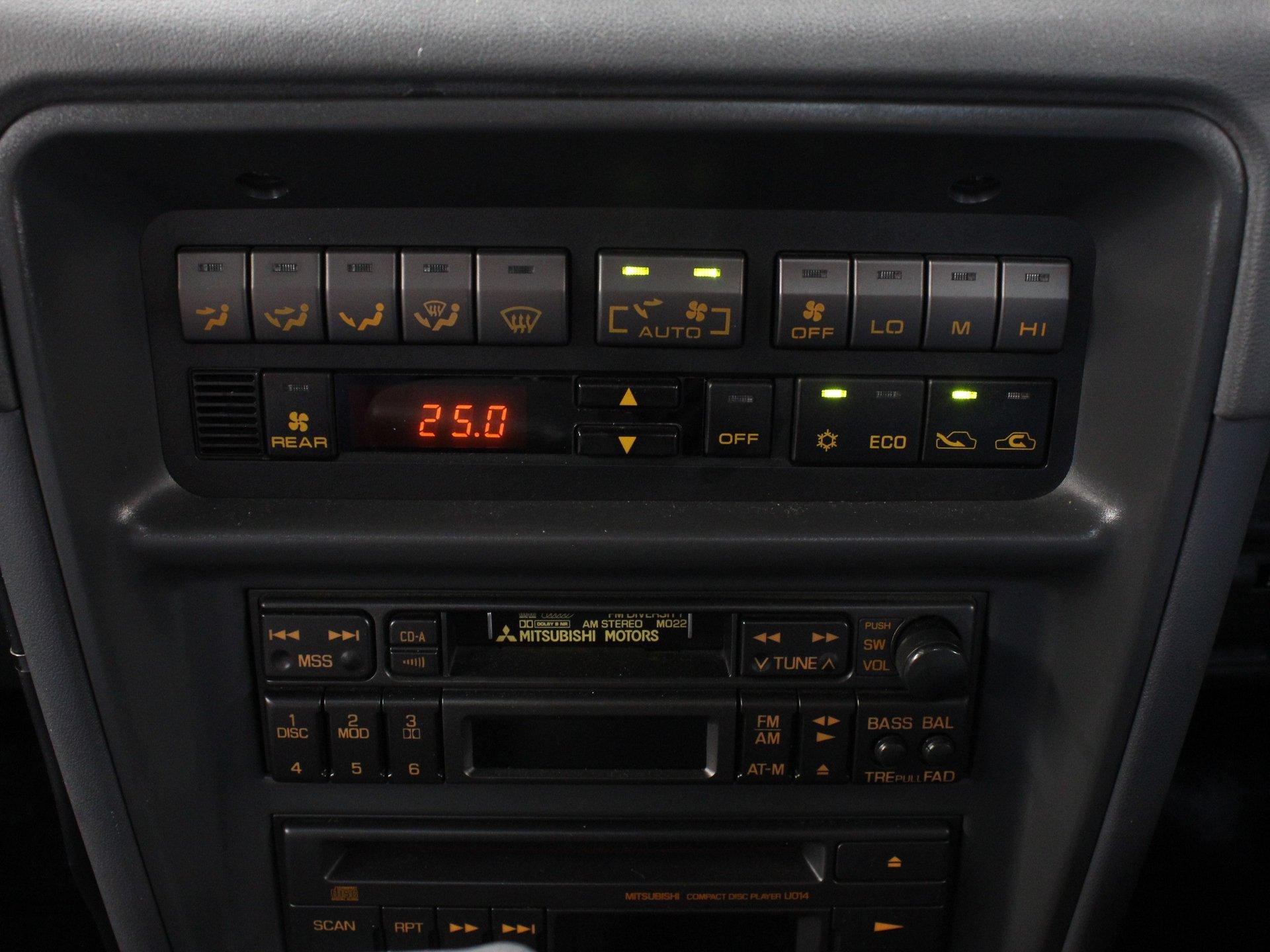 1995 Mitsubishi Pajero
