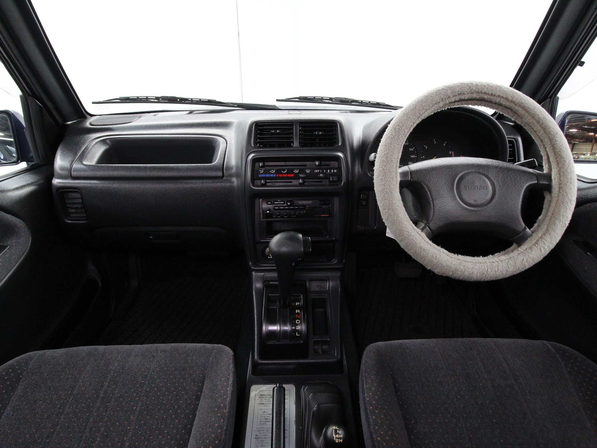1995 Suzuki Escudo