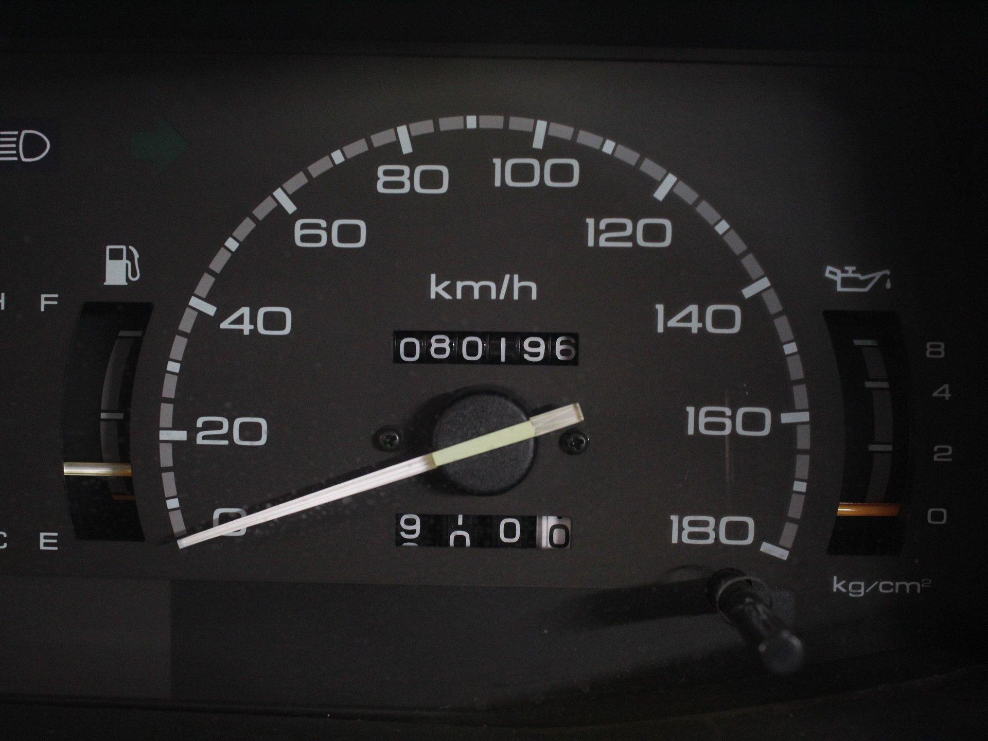 1995 Isuzu MU-X