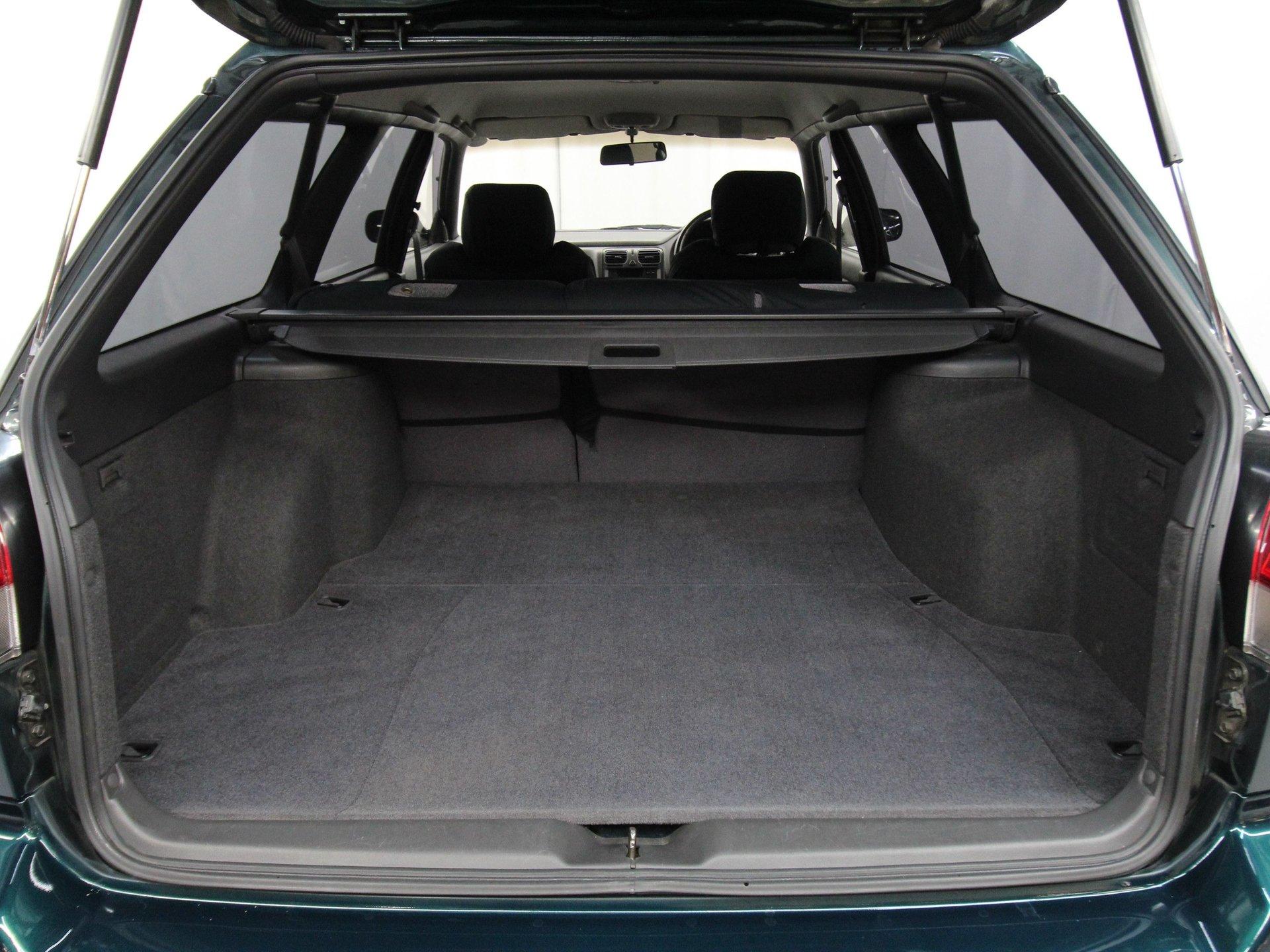 1995 Subaru Legacy