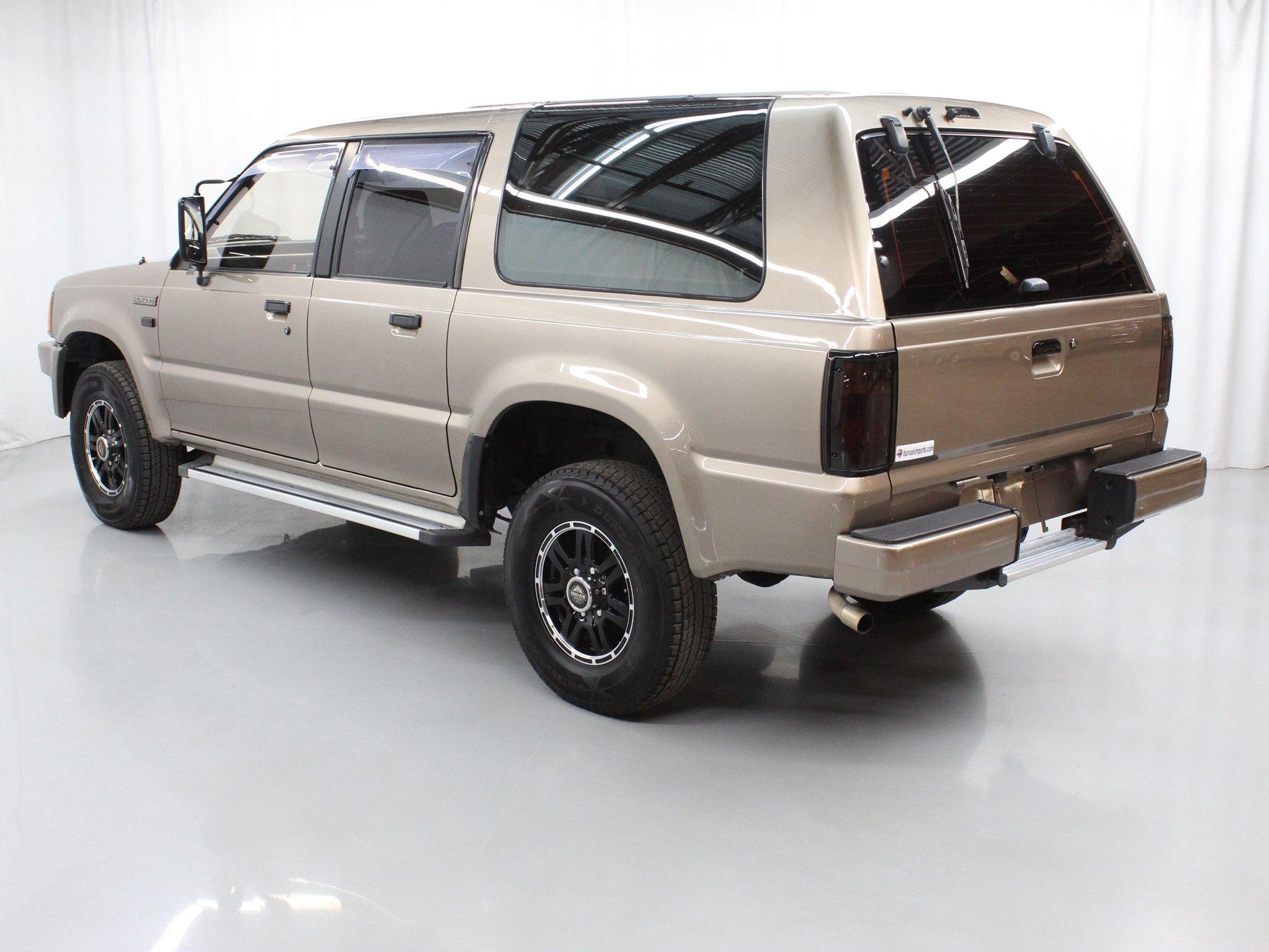 1994 Mazda Proceed Marvie