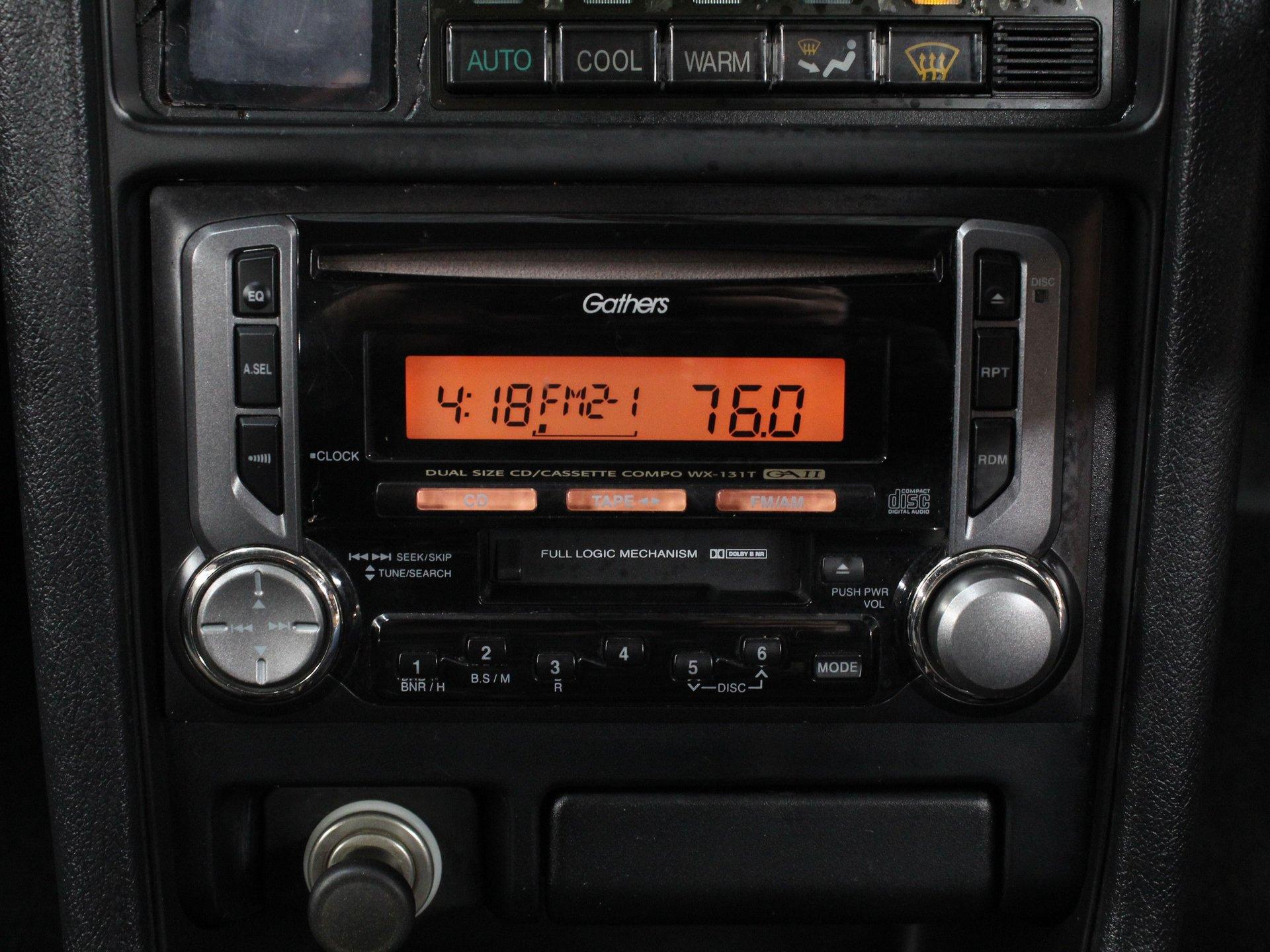 1992 Honda CR-X