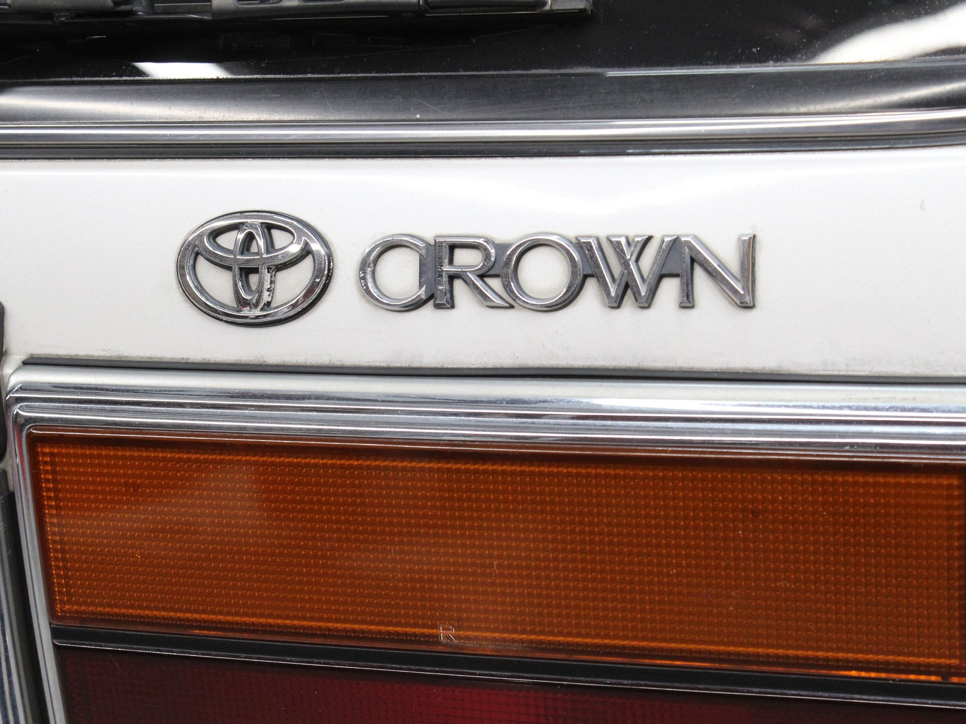 1992 Toyota Crown