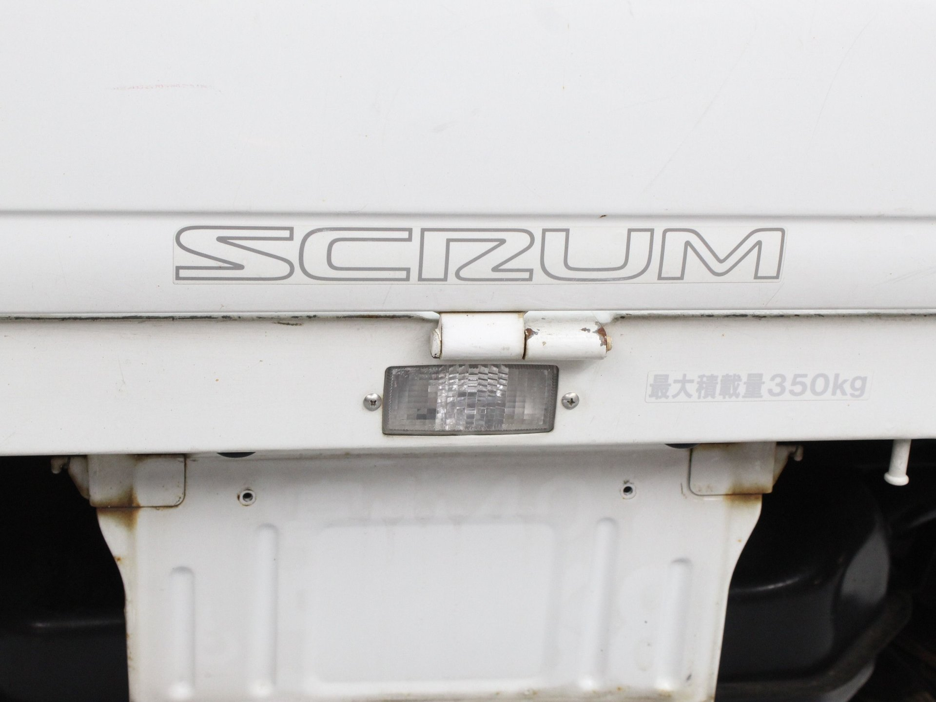 1995 Autozam Scrum
