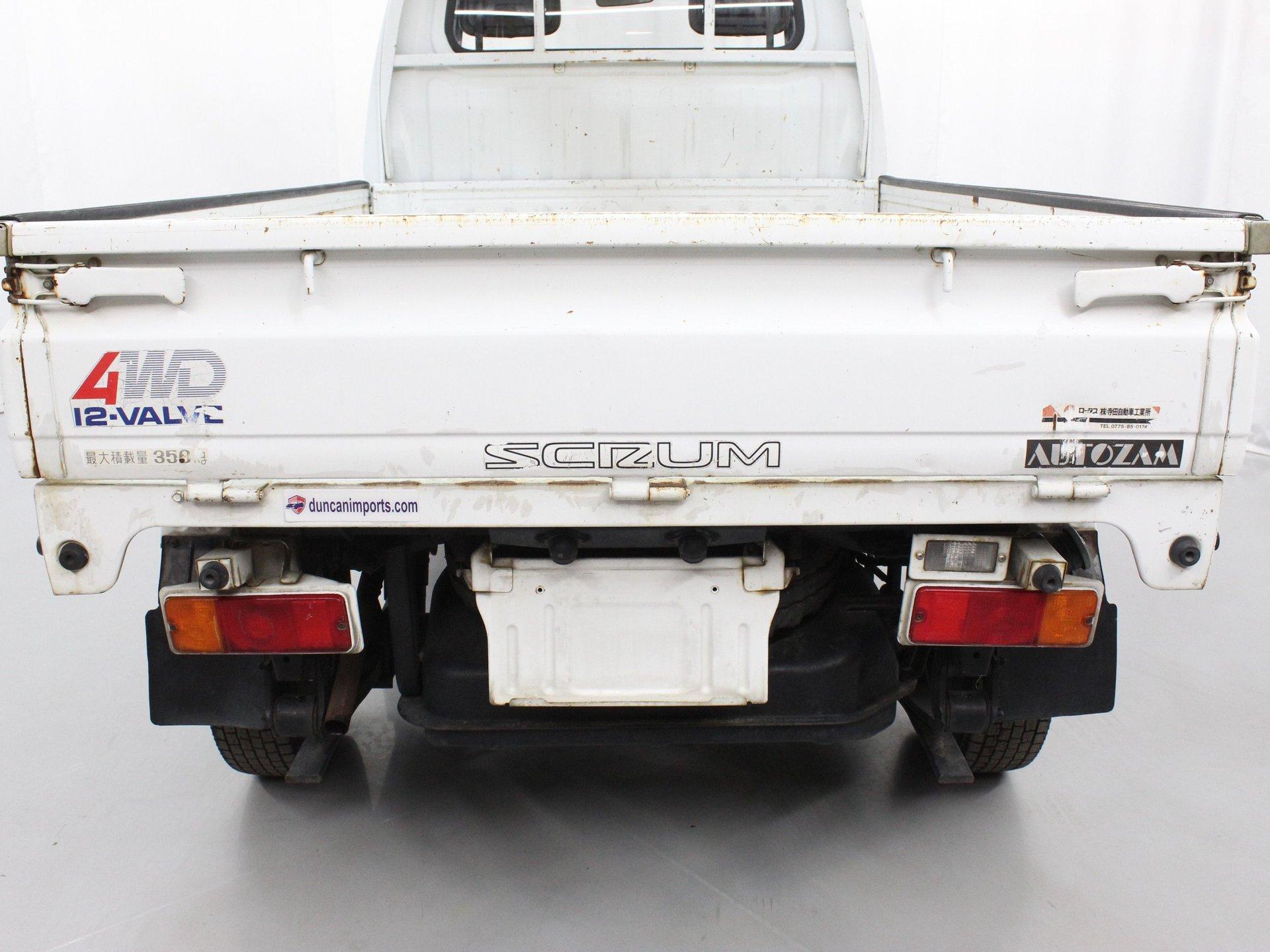 1990 Autozam Scrum