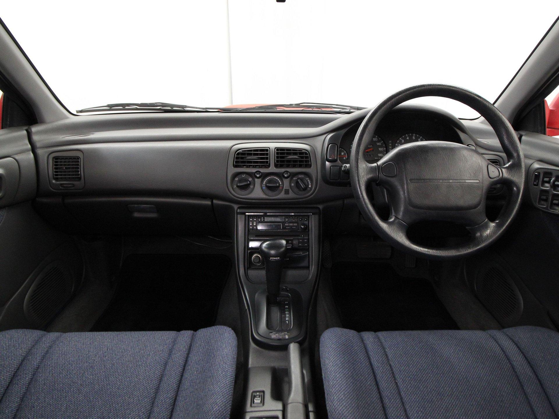 1996 Subaru Impreza WRX