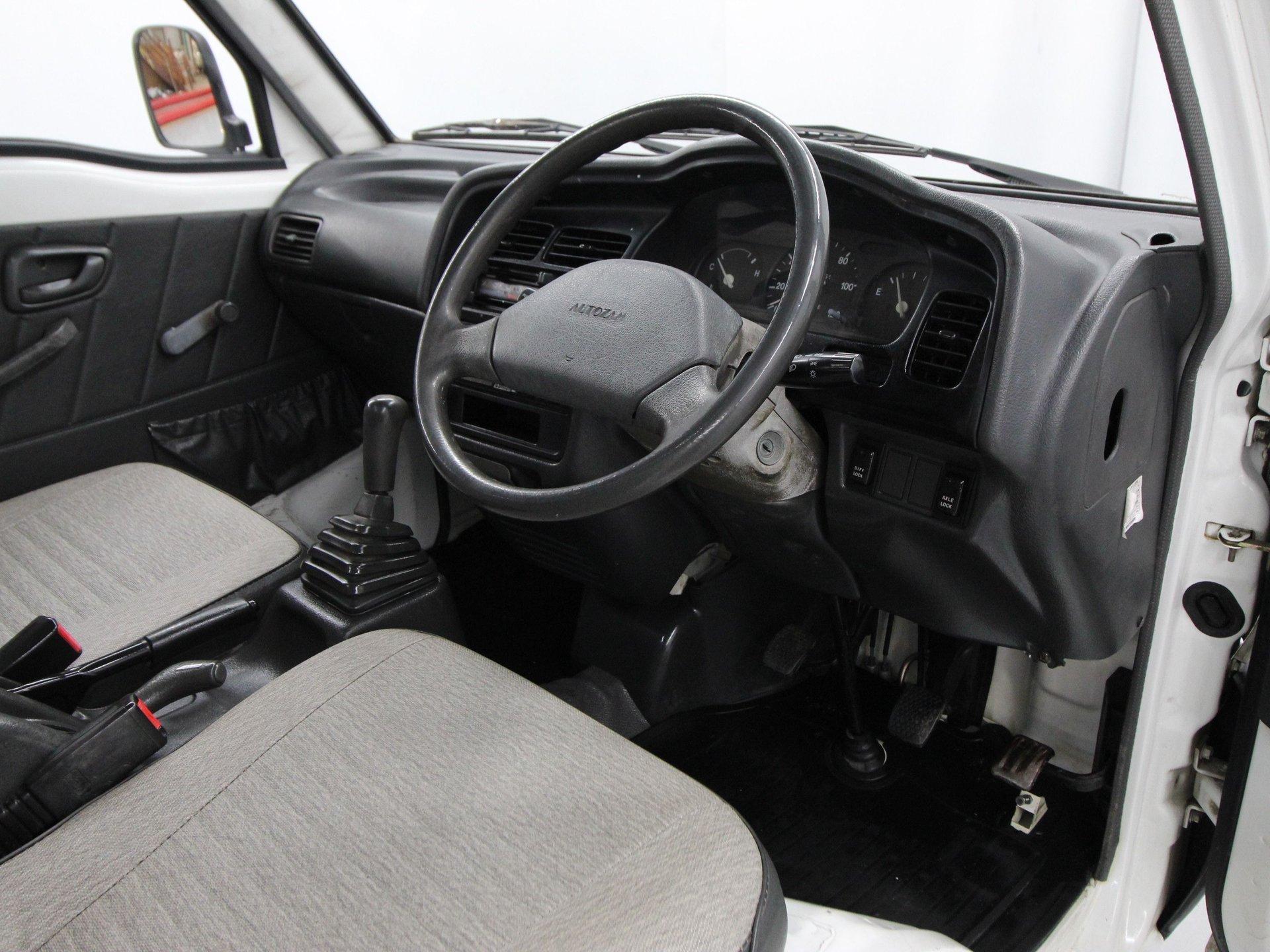 1993 Autozam Scrum