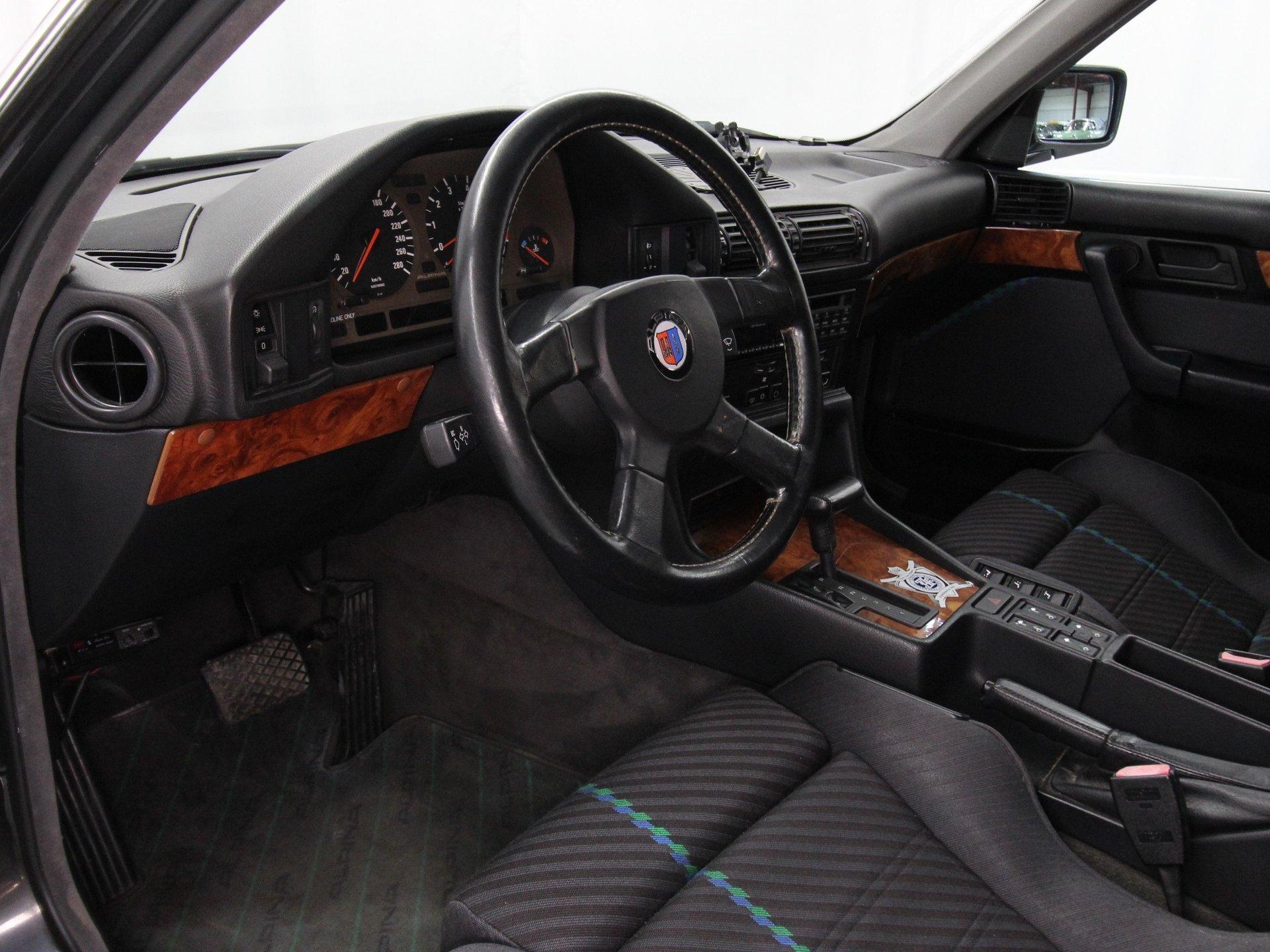 1993 BMW Alpina B10