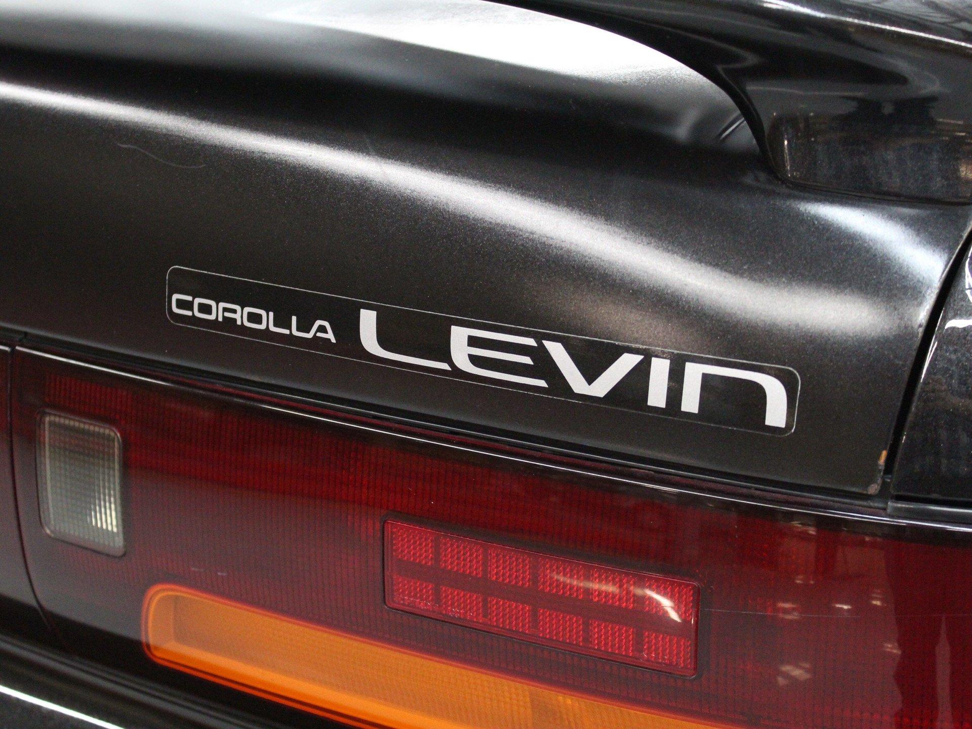 1991 Toyota Corolla Levin