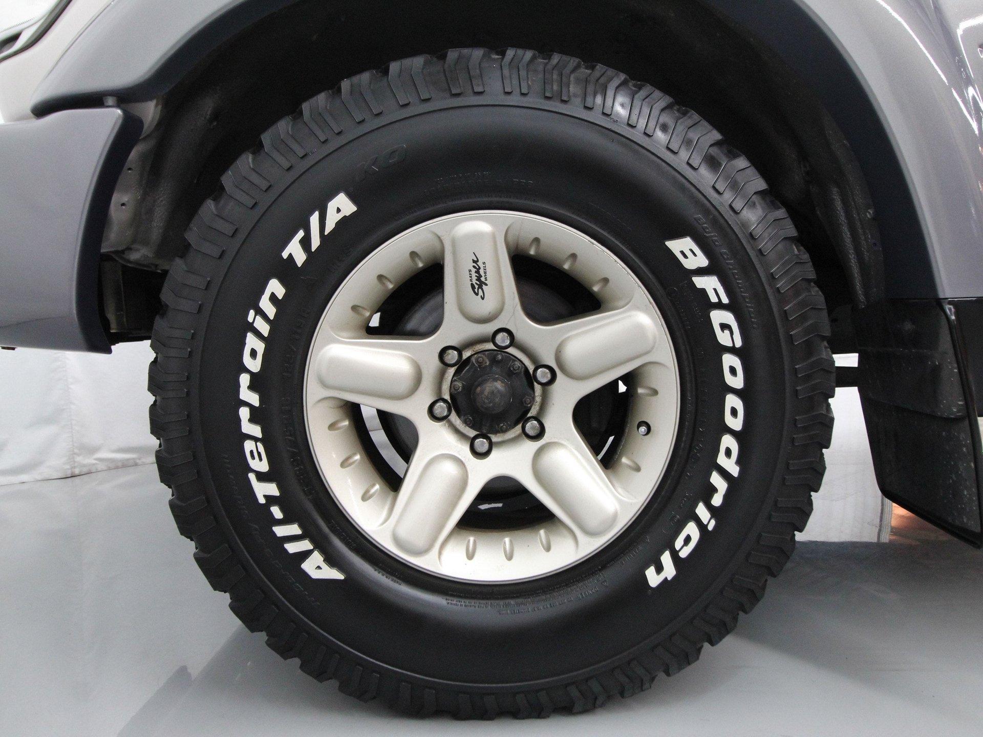 1995 Toyota Land Cruiser